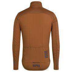 RAPHA Men's Pro Team Insulated Jacket Brown PIS01XXEMB 3
