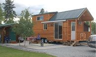 Rich's Portable Cabins has been crafting custom park model homes since 1999. North Carolina Loft
