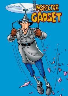 Worksheet. Inspector Gadget  Programacin ingles  Pinterest  Aparatos