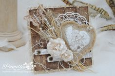 My Little Craft Things: Try it on Tuesday - Add Some Fabric