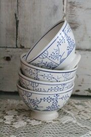 ...blue & white.....