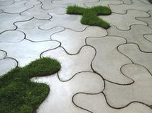 Awesome outdoor tiles!