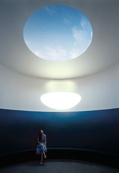 The illuminating art of James Turrell can be found throughout Texas at several installations.