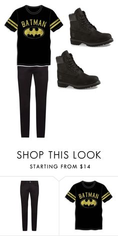 """mcr"" by lady-shadylady ❤ liked on Polyvore featuring Dolce&Gabbana, Bioworld, Timberland, men's fashion and menswear"