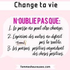 Petit rappel. #femmes_heureuses #mentalhealth #changeyourlife #developpementpersonnel #blog