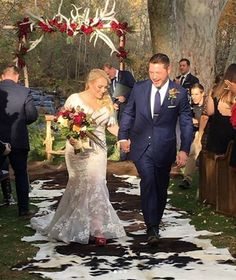 Newlywed Meghan McCain Shares Romantic Photos from Her Western Country Wedding Meghan Mccain, Wedding Venue Decorations, Romantic Photos, Wedding Moments, Celebrity Weddings, Newlyweds, Wedding Ceremony, Wedding Planning, Wedding Ideas