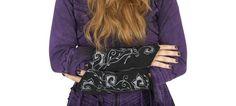 HIPPIE swirly embroidered fleece WINTER wrist WARMERS | Etsy Wrist Warmers, Hand Warmers, Mitten Gloves, Mittens, Fleece Fabric, Costumes, Winter, Gap, Fill