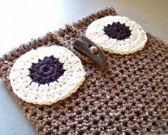 Crochet iPad Owl Case $38