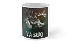 League of Legends YASUO by Naumovski