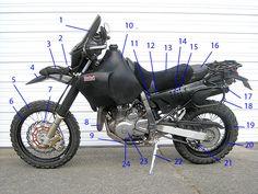 Modded DR650