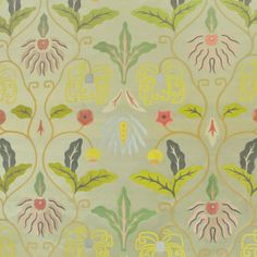 CLARENCE HOUSE EXCLUSIVE French Chinoiserie Silk Satin Damask Fabric 3 yards Aqua Gold Multi by elegantfabrics1 on Etsy https://www.etsy.com/au/listing/226184318/clarence-house-exclusive-french