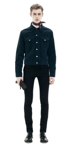 Great outfit from Acne.com