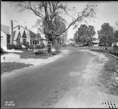 Trevilian--Lakeside area, all homes, :: Metropolitan Sewer District Collection Old Images, Old Photos, Louisville Kentucky, Best Memories, Historical Photos, Past, Country Roads, Homes, America