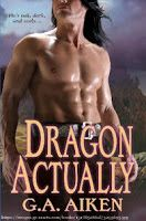 "I got lost in books: Review:""Dragon Actually"" by G.I. Aiken"