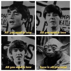 This piece of wisdom. | 19 Things Only Beatles Fans Will Find Funny