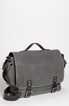 Ernest Alexander 'Hudson' Messenger Bag available at #Nordstrom