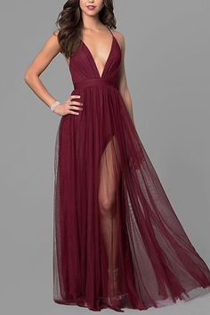 aa551691500 Elegant Sexy Backless Chiffon Wedding Maxi Dress