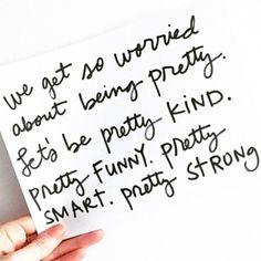 Pretty true!