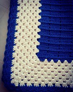 Crochet Granny, Baby Blanket Crochet, Crochet Baby, Crochet Borders, Crochet Patterns, Crochet Table Mat, Crochet Prayer Shawls, Doilies, Crochet Projects