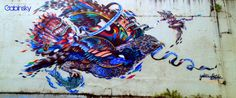 Graffitti — at Ave. Juan Ponce de León, Pda. 22, Santurce, Puerto Rico.
