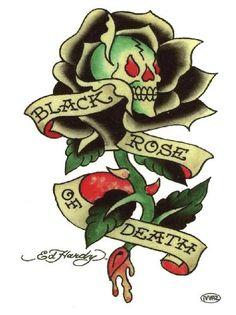 "Ed Hardy Black Rose of Death Temporary Body Art Tattoos 3"" x 4"" TMI,http://www.amazon.com/dp/B00A1D628A/ref=cm_sw_r_pi_dp_a1Rstb14EQXF71ZE"