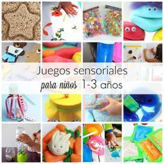 20 Juegos sensoriales para niños 1-3 años | Blog de BabyCenter