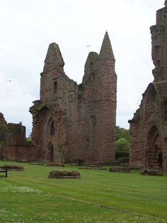 Arbroath Cathedral - Scotland
