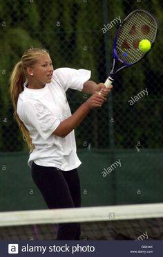 Tennis Workout, Wimbledon Tennis, Lawn Tennis, Tennis Championships, Tennis Racket, Tennis Stars, Stock Photos, Anna, Rackets