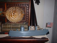 Torpedo Gunboat I just finished USS Chatham (TB-17) fictional name/number...soon to sail to new Homeport Cape Cod,Mass.