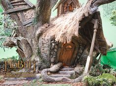 Home of Radagast the Brown.