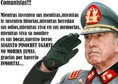 La Gran Verdad del General Pinochet