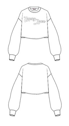 Tommy Jeans Designs - Fashion sketches how to draw - Dress Design Sketches, Fashion Design Sketchbook, Fashion Design Drawings, Fashion Sketches, Cute Easy Drawings, Cool Art Drawings, Pencil Art Drawings, Flat Drawings, Flat Sketches