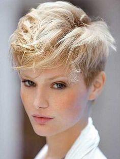 Moda del pelo corto. ¿Cuál te gusta más? #moda #pelo #estilo