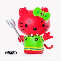 Empress of the Underworld Hello Kitty