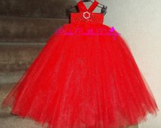 Infant Pageant Dress,Red Handmade Tutu Dress,BEST SELLER,Red Halter,Red Flowergirl,Flower Girl,Christmas Toddler,Rojo,Red Dress,Wedding