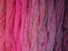 Forest Floor Gradient Pack of blended wool tops. This gradient has been created to make a seamless transition from one colour to the next. Spinning, Fiber, Packing, Hand Spinning, Bag Packaging, Indoor Cycling
