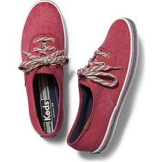 ea5136b47dca1 Keds CHAMPION AMERICANA (645 MXN) ❤ liked on Polyvore featuring shoes