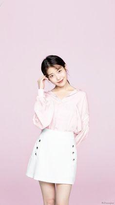 IU wallpaper Iu Fashion, Korean Fashion, Fashion Outfits, Korean Beauty Girls, Korean Girl, Asian Woman, Asian Girl, Girl Inspiration, Girl Photo Poses
