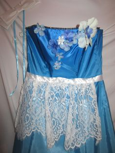 Alice in Wonderland halloween costume adult  by RestyledCostumes