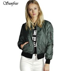 Sinfree 2016 New Hot Sale New Fashion Women Slim Biker Motorcycle Soft Zipper Short Coat Jacket Brand New High Qualituy Nov 28