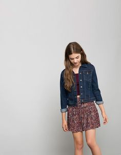 Discover this and many more items in Bershka with new products every week Look Fashion, Girl Fashion, Fashion Outfits, Kids Outfits, Casual Outfits, Cute Outfits, Preteen Fashion, Mo S, Looks Cool