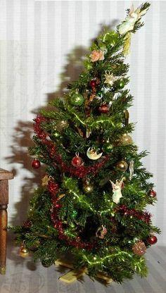 Tuto : Faire un sapin de Noel et ses décorations