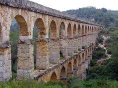 Aqüeducte de les ferreres, pont del diable