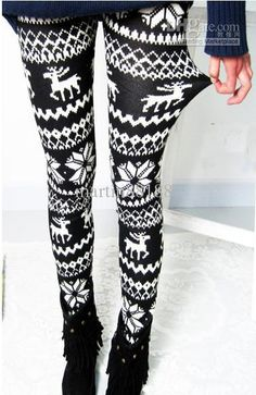 I never thought I would say this, but I actually think the leggings are cute. :o
