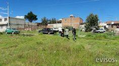 VENDO BONITO TERRENO ZINACANTEPEC STA CRUZ CUAUHTENCO  VENDO BONITO TERRENO DE 400 M2 (20X20) totalmente plano y listo para construir, UBICADO EN SANTA ...  http://toluca-city.evisos.com.mx/vendo-bonito-terreno-zinacantepec-sta-cruz-cuauhtenco-id-602963