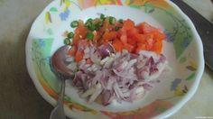 রেসিপিঃ রোল্ড অমলেট (ব্যচেলর্স অনলি) | রান্নাঘর (গল্প ও রান্না) / Udraji's Kitchen (Story and Recipe)