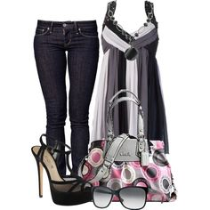 A fashion look from January 2013 featuring Lipsy dresses, Levi's jeans and ALDO sandals. Browse and shop related looks.