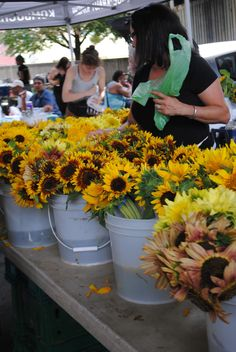 My Weekend Guide to the Farmers Market #blog #market #fresh