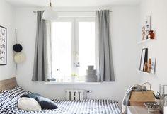 NEW BEDROOM. :)