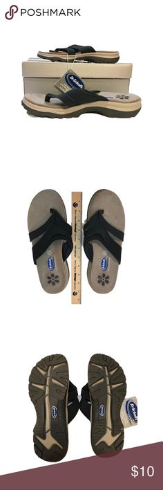 Dr Scholl's Flip Flop NWT. Never Worn. Excellent Condition  Size 9. These were mine just my clearing closet. Shoes Sandals